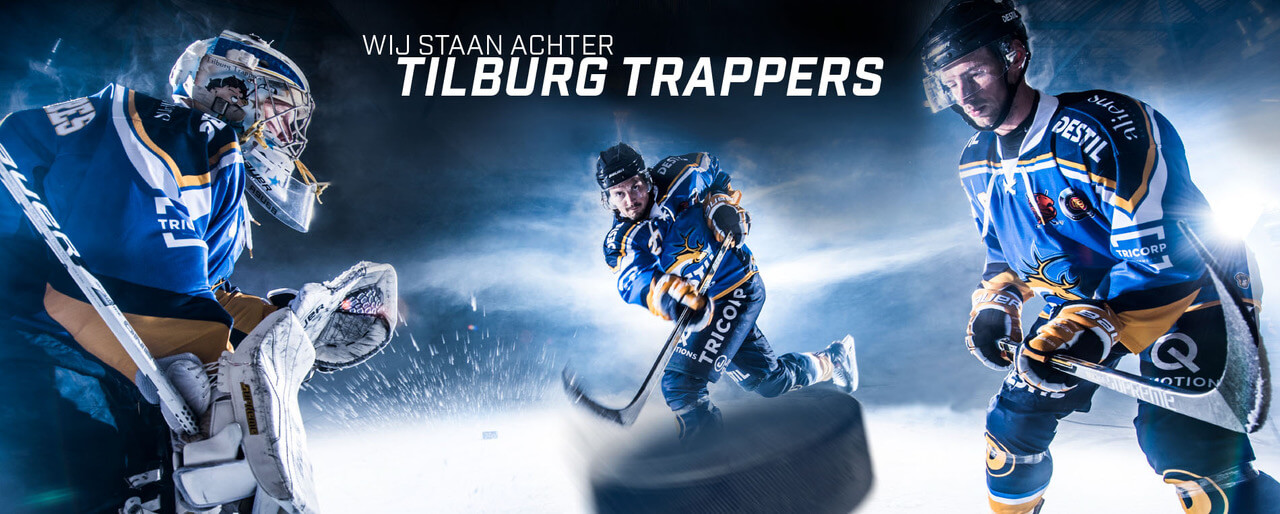Trappers banner