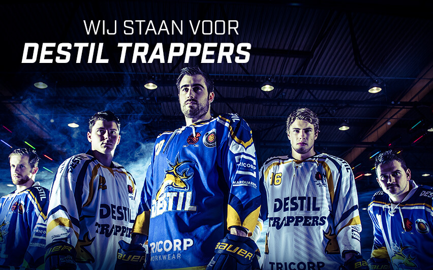 Trappers home actiefoto